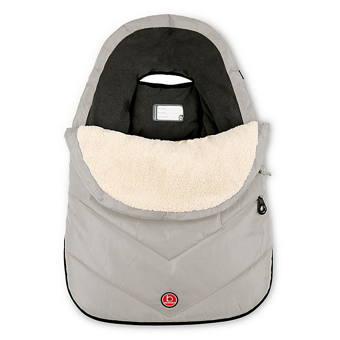 Alternate image 1 for kushies® Blue Banana Urban Pod in Grey