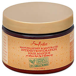 SheaMoisture® Manuka Honey & Mafura Oil 12 fl. oz. Intensive Hydration Hair Masque