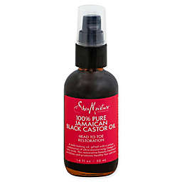 SheaMoisture® 1.6 fl. oz. 100% Pure Jamaican Black Castor Oil