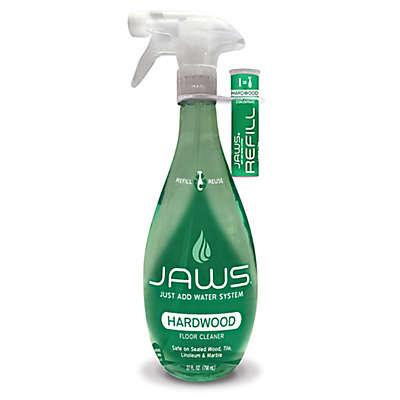 JAWS 27 oz. Streak-Free High-Performance Hardwood Floor Cleaner Starter Pack