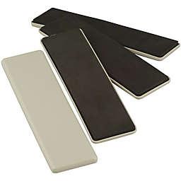 SuperSliders® 4-Pack Reusable Rectangle Hard Sliders