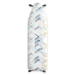 Osaka Geo Reversible Ironing Board Pad and Cover
