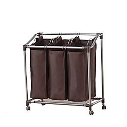 Neatfreak® Deluxe Everfresh® Triple Laundry Sorter