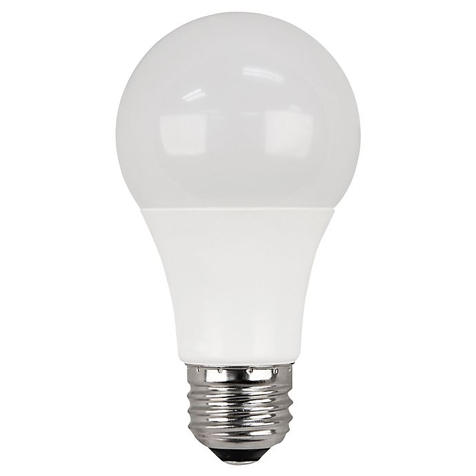 Alternate image 1 for Feit Electric 8.5-Watt A19 Medium-Base Non-Dimmable LED Bulb