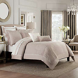 Valeron Ambroise Duvet Cover in Blush