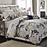 Part of the Tribeca Living Barcelona 300-Thread-Count Premium Cotton Percale Comforter Set