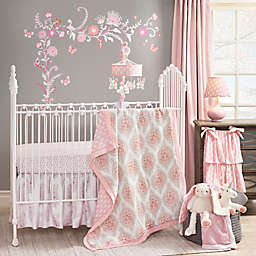 Lambs & Ivy® Happi by Dena™ Charlotte 4-Piece Crib Bedding Set