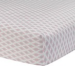 Lambs & Ivy® Happi by Dena™ Charlotte Fitted Crib Sheet