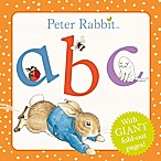 Peter Rabbit ABC Illustrated Book by Beatrix Potters