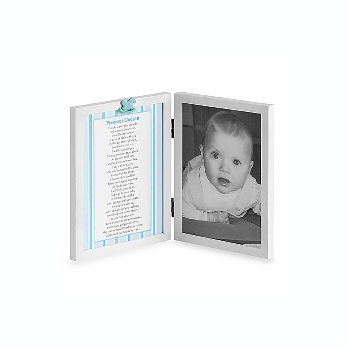 Precious Godson Photo Frame | Bed Bath & Beyond