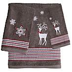 Saturday Knight Reindeer Games Hand Towel