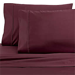 Wamsutta® Dream Zone® 1000-Thread-Count PimaCott® Twin Sheet Set in Mauve