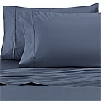 Wamsutta® Dream Zone® 1000-Thread-Count PimaCott® Queen Sheet Set in Blue