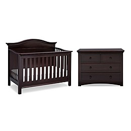 Serta® Bethpage Nursery Furniture Collection in Dark Chocolate
