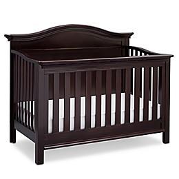 Serta® Bethpage 4-in-1 Convertible Crib in Dark Chocolate