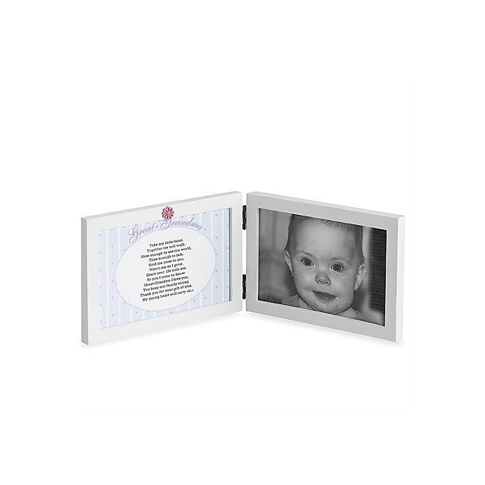 My Great-Grandma Photo Frame | Bed Bath & Beyond