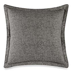 Wamsutta® Vintage Paisley Linen Euro Pillow Sham in Grey
