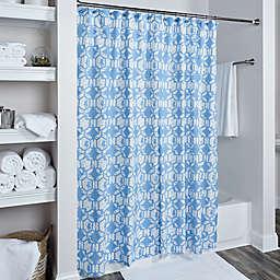 Rizzy Home Geometric Shower Curtain