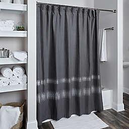 Rizzy Home Zig Zag Shower Curtain