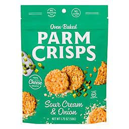 Parm Crisps® 1.75 oz. Sour Cream & Onion Cheese Snacks