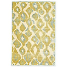 Feizy Marin Rug in Cream/Sage
