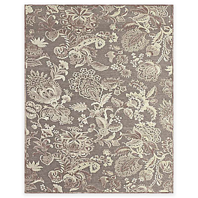 Feizy Penelope Rug in Pewter/Grey