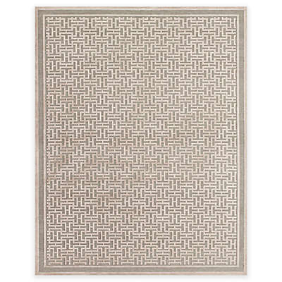 Feizy Penelope Rug in Pewter/Light Grey