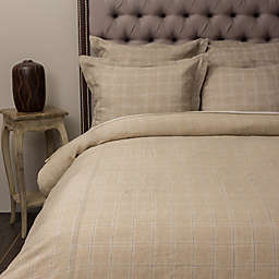 Amity Home Zachery Linen Duvet Cover