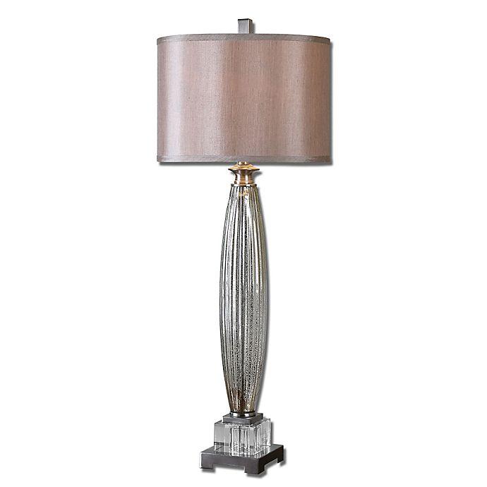 Alternate image 1 for Uttermost Loredo Mercury Glass Table Lamp