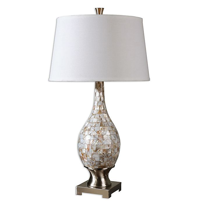 Alternate image 1 for ttermost Madre Mother of Pearl Table Lamp