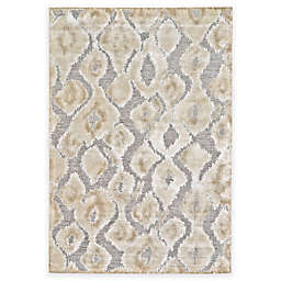 Feizy Penelope Rug In Pewter Grey