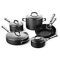 Deals on Simply Calphalon Nonstick 10-Piece Cookware Set