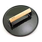 BergHOFF® Cast Iron Steak Press in Green