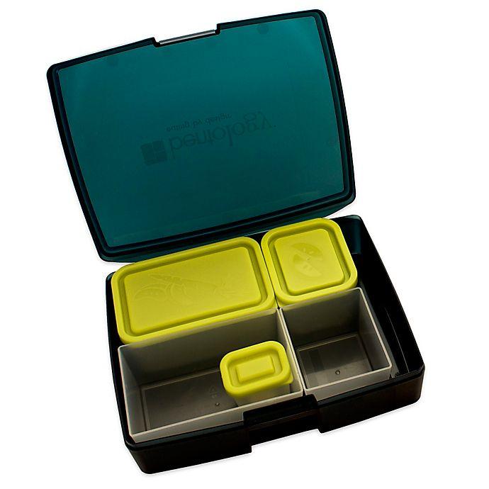 Alternate image 1 for Bentology® Classic 6-Piece Bento Box Set in Blue