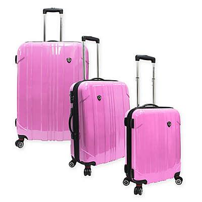 Traveler's Choice® Sedona Expandable Spinner Suitcase
