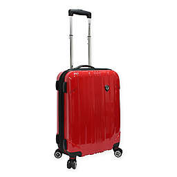 Traveler's Choice® Sedona 21-Inch Expandable Carry On Spinner Suitcase