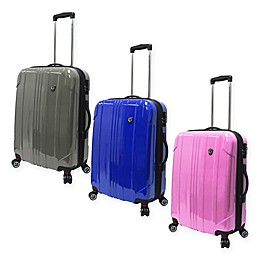Traveler's Choice® Sedona 25-Inch Expandable Spinner Suitcase