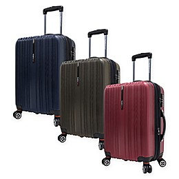 Traveler's Choice® Tasmania 21-Inch Expandable Carry On Spinner Suitcase