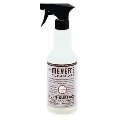 Mrs. Meyer's Clean Day 16 oz. Aromatherapeutic Multi-Surface Spray in Lavender