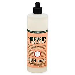 Mrs. Meyer's® Clean Day Aromatherapeutic Geranium 16-Ounce Liquid Dish Soap