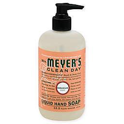 Mrs. Meyer's® Clean Day Aromatherapeutic Geranium 12.5-Ounce Liquid Hand Soap