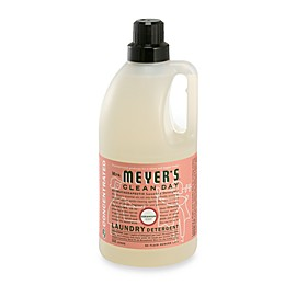 Mrs. Meyer's® Clean Day Aromatherapeutic Geranium 64-Ounce Laundry Detergent