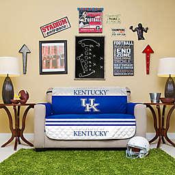 University of Kentucky Loveseat Cover