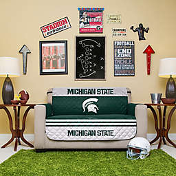 Collegiate Loveseat Cover Collection