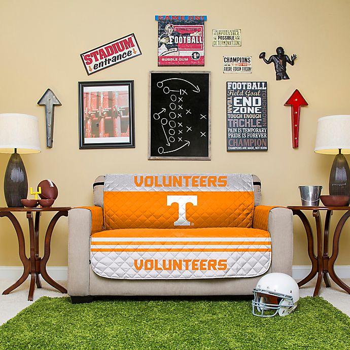 Alternate image 1 for University of Tennessee Loveseat Cover