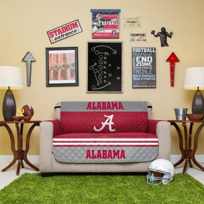 University Of Alabama Loveseat Cover Bed Bath Amp Beyond