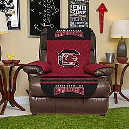 University of South Carolina Recliner Cover