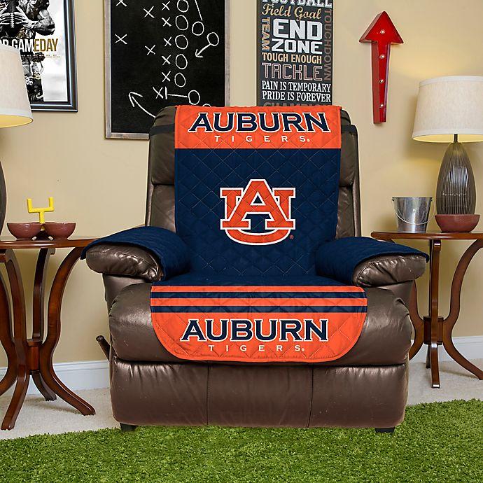 Alternate image 1 for Auburn University Recliner Cover