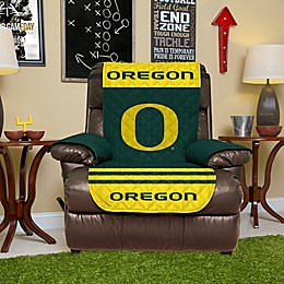 University of Oregon Recliner Cover