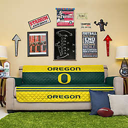 University of Oregon Sofa Cover